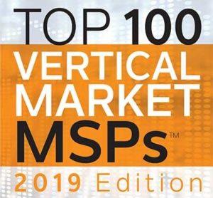 Top 100 Vertical Market MSPs 2019