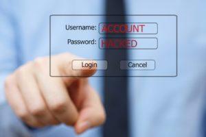 Employee Cybersecurity Concept